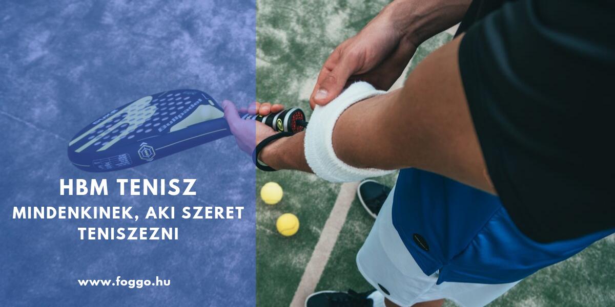 HBM Tenisz Portál